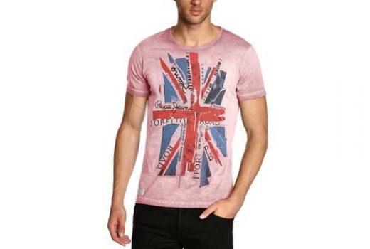Chollo! Camiseta Pepe Jeans Stuart barata
