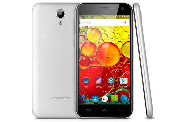 smartphone homtom ht3 barato